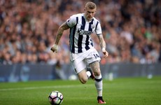 James McClean rewarded with 'new-and-improved' contract at West Brom