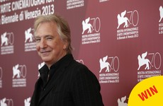 Kate Winslet has shared a lovely story of what Alan Rickman did with his Harry Potter money