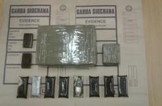 Two men arrested in Dublin 7 drugs seizure