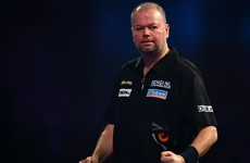 'Power' out as Raymond van Barneveld sees off Phil Taylor