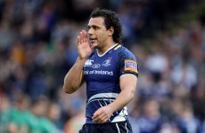 Nacewa back in starting XV for Leinster's trip west