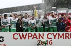 Welsh champions The New Saints surpass Johan Cruyff's Ajax for record wins