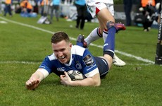 O'Loughlin shines to beat Ulster, but Leinster leave bonus point behind