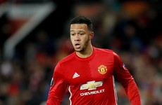 Out-of-favour Memphis banished from first-team after he asks to leave Man United