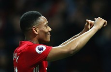 'Martial has to listen to me and not his agent': Mourinho tells striker to forget transfer talk