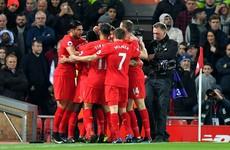 Liverpool finish year on a high as Wijnaldum dents Man City's title bid