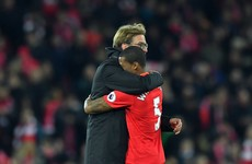 Klopp hails 'wonderful' match-winner Wijnaldum