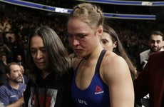 Retire or fight back? UFC stars offer advice to Ronda Rousey