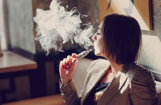 Giving up cigarettes? Vaping might not be the solution