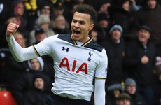 All too easy for Spurs as Kane and Alli both grab braces