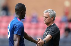 Mourinho airs his frustrations at Ivory Coast over Bailly departure