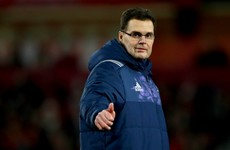 Rassie ready for 'emotional week' as Munster turn thoughts back to Racing in Paris