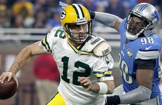 Rodgers stars as Packers and Lions capture the last NFL playoff berths