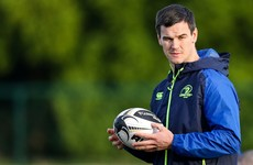 """I think they've resolved it': Leinster expect Sexton back in action this Friday"