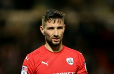 Conor Hourihane belted in a stunning 30-yard volley to claim a late victory in the Championship