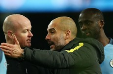 Prickly Pep refuses to discuss Fernandinho red