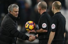 Mourinho: We're the champion of wrong decisions