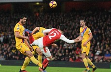 'Giroud scorpion kick one of the best I've seen live'