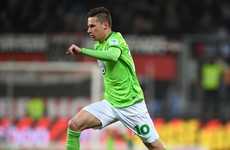 Arsenal and Liverpool miss out as PSG confirm Draxler capture for reported €42 million fee