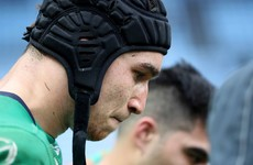 Ultan Dillane to miss start of Six Nations with ankle injury