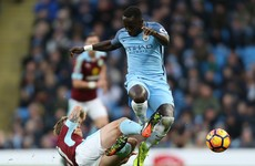 Manchester City's Bacary Sagna to face the music over '10 against 12' post