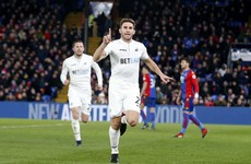 Angel delight! Swansea add to Big Sam's woes as Clement gets off to a flyer