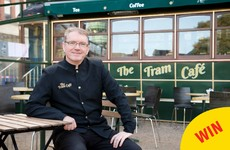 The owner of Dublin's Tram Cafe has shared the brilliant story of its Cavan origin