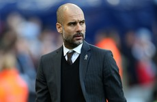 Pep Guardiola: Man City are still 10 years behind rivals Man United