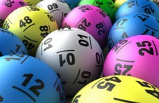 A woman won this Donegal GAA club's lotto with the numbers 1, 2, 3, 4, 5, and 6