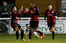 Leinster Senior League striker earns move to Scottish Premiership club