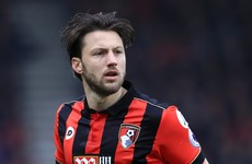 Non-league footballer's contract terminated after social media abuse of Ireland's Harry Arter