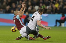 West Ham win Feghouli ban appeal after controversial red against Man Utd