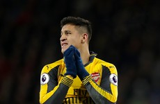 'That is normal': Wenger plays down Sanchez outburst