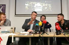Apollo House occupiers demand Government puts Nama buildings 'on the table' to address homelessness