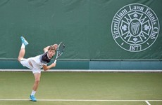 The Wizard of Oz! 17-year-old Simon Carr ready to seize his chance at Australian Open