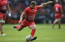 Halfpenny gets 'best offer possible' for Welsh return as Toulon deal nears an end