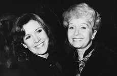 Broadway to dim its lights tomorrow for Carrie Fisher and Debbie Reynolds