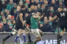 Leinster among first to face redefined tackle directives but don't see 'drastic change'