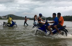 Six dead in Thailand as floods hit southern tourist areas