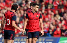 10 changes to Munster team for Champions Cup trip to Paris to face Racing 92