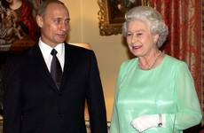 The Pope, the Queen and Angela Merkel - Putin likes to leave world leaders waiting
