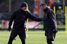 Rooney and Romero to start against Reading but Depay and Schneiderlin frozen out by Mourinho