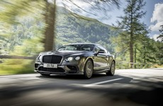 Meet the world's fastest four-seat car: Bentley's new Continental Supersports