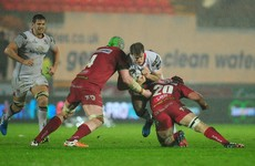 Ulster suffer setback in the Guinness Pro12 following loss to Scarlets