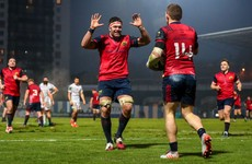 Munster crush Racing to move to top of Pool 1 on return to Paris