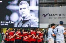 Captain O'Mahony happy with Munster's 'mature' display in Paris
