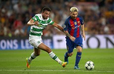 Irish defender Eoghan O'Connell to leave Celtic on loan