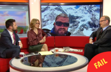 These BBC presenters introduced the wrong guest live on air and it was wonderfully awkward