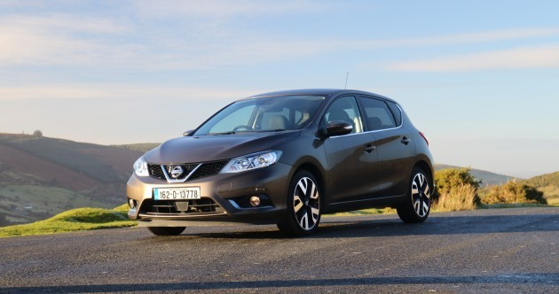 How does the Nissan Pulsar shape up against other family hatchbacks? Our review