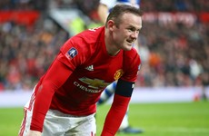 Rooney's best day is still to come - Mourinho